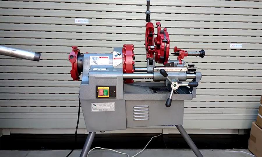 Máy tiện ren ống trung Quốc ShiDa Z1T-R2