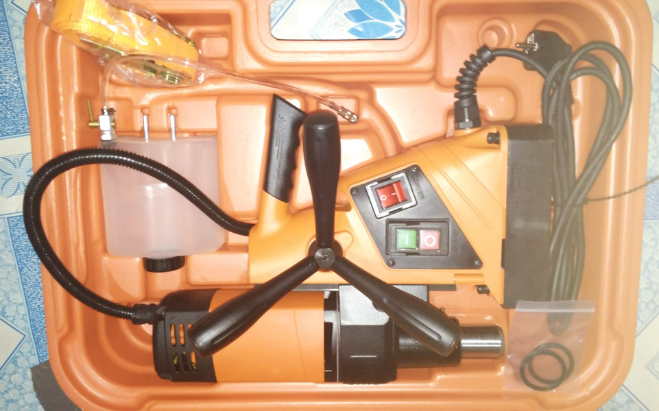 Mỡ hộp máy khoan từ giá rẻ CK-35