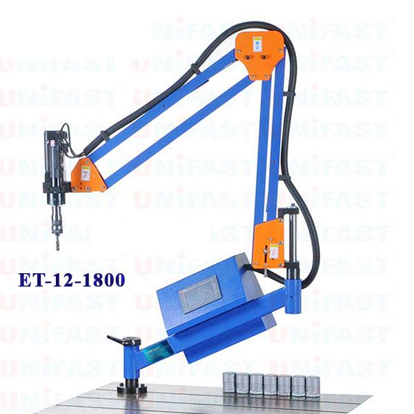 máy ta rô cần chạy điện ET-12-1800